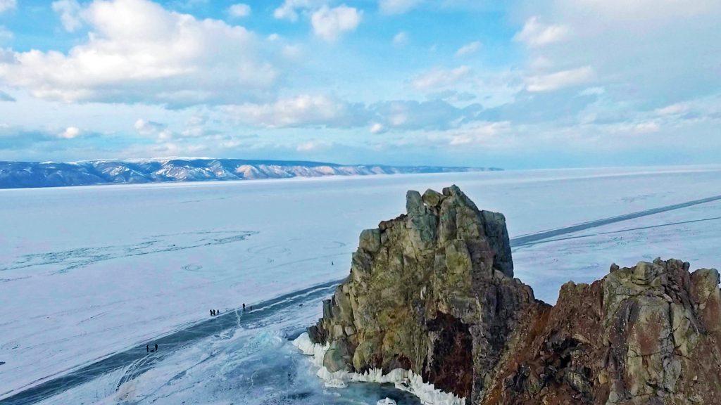 Der Baikalsee macht das Klima