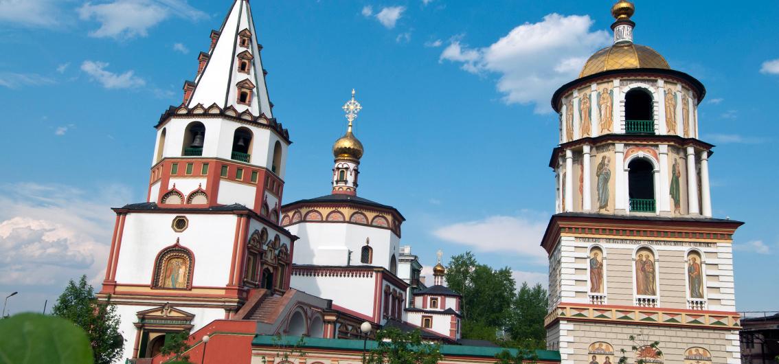 Kurzvariante: Auf der Transsib von Irkutsk nach Moskau (2019/2020)
