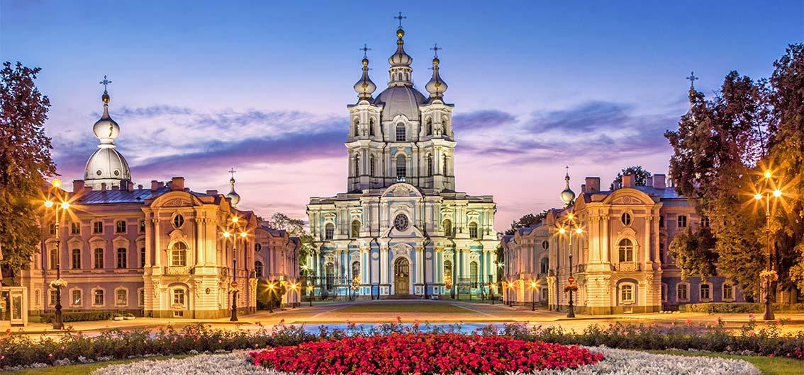 Auf der Transsib von St. Petersburg nach Irkutsk (2020)