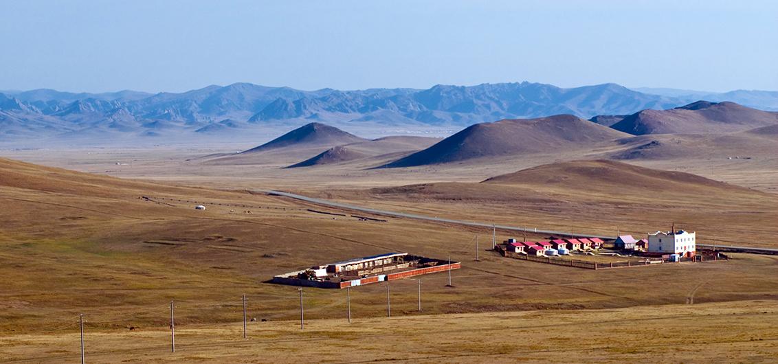 17-tägige Individualreise im Transsib-Linienzug von Moskau nach Peking mit Verlängerungsmöglichkeit Shanghai