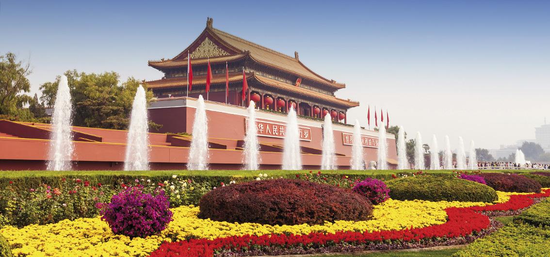 15-tägige Individualreise im Transsib-Linienzug von Peking nach Moskau