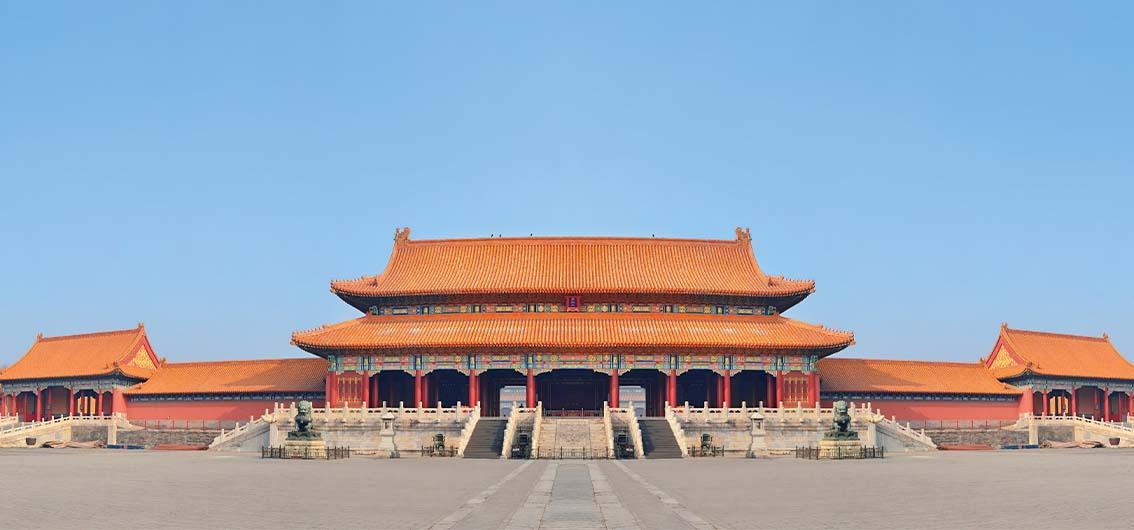Transsib individuell: Peking - Moskau