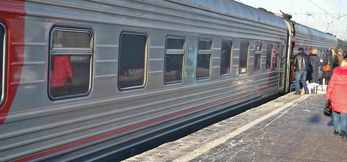 Auf der Transsib von Peking nach Moskau (2020)